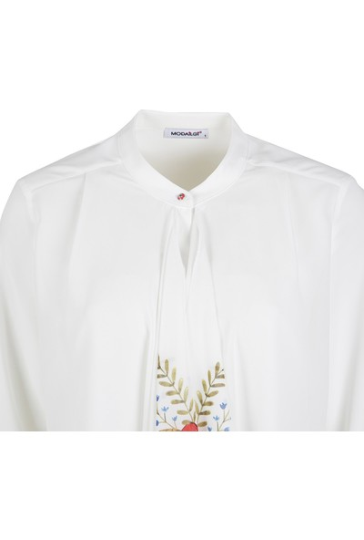 Modailgi Gömlek Kadın Gömlek 1971143
