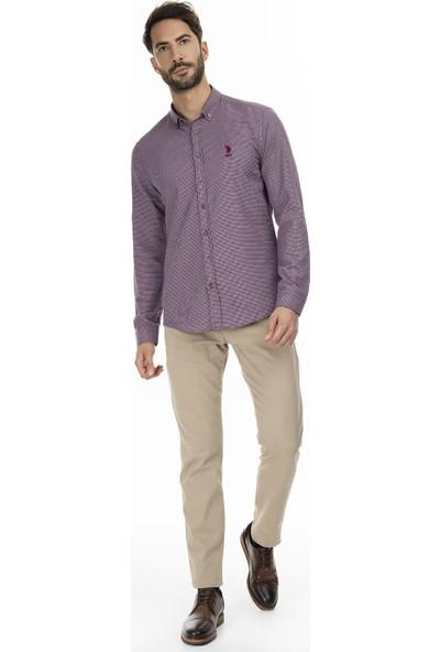 U.S. Polo Gömlek Erkek Gömlek G081Gl004 852581