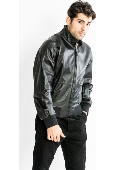 Studıo Morıano Hakiki Deri Erkek Ceket 17Ce128