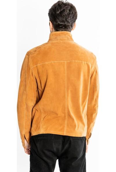 Studıo Morıano Hakiki Süet Erkek Ceket 17Ce143