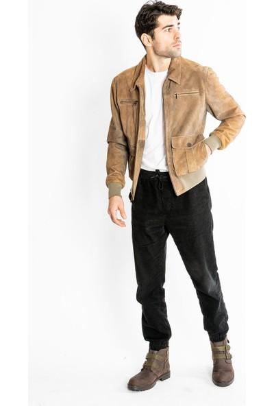 Studıo Morıano Hakiki Süet Erkek Ceket 17Ce61