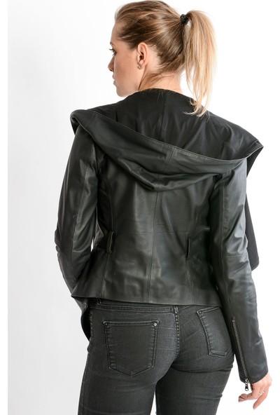 Studıo Morıano Hakiki Deri Kadın Ceket 19Cb010