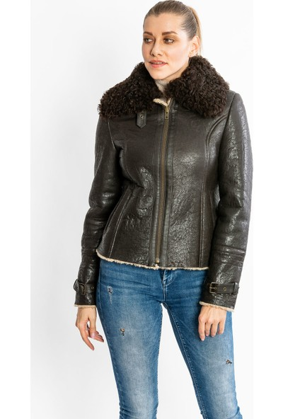 Studıo Morıano Hakiki Kürk Kadın Ceket 19Cb060