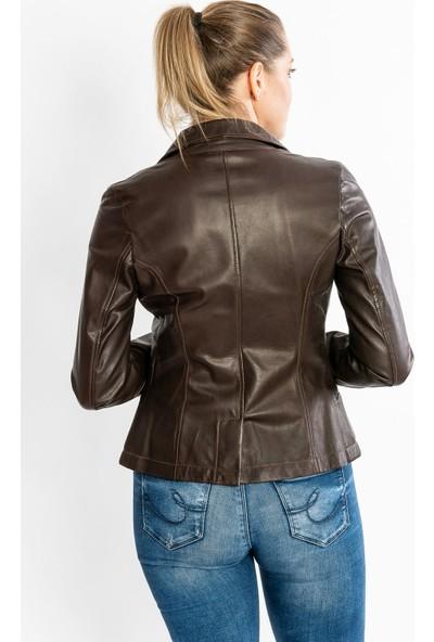 Studıo Morıano Hakiki Kürk Kadın Ceket 19Cb062