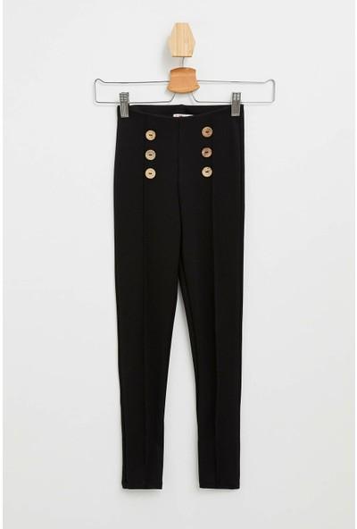 DeFacto Desenli Örme Pantolon