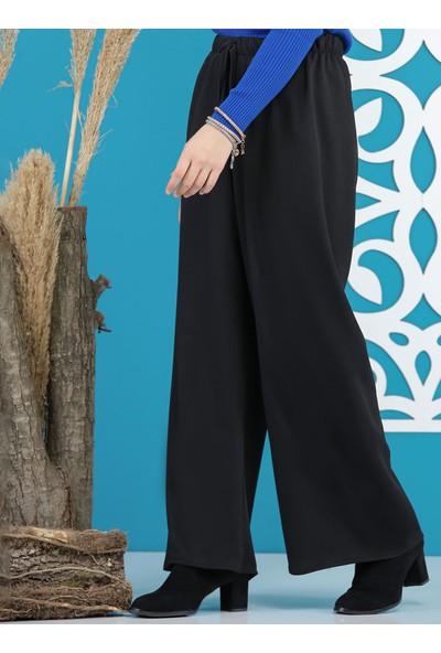 Tofisa Kadın Geniş Paça Pantolon