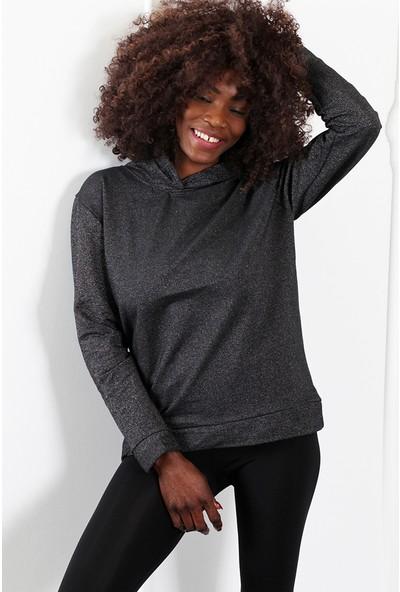 Pinkmark Antrasit Sweatshirt