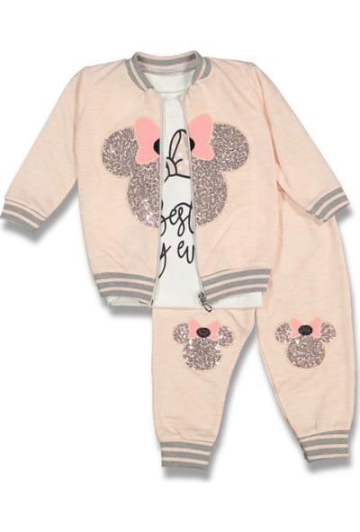 Babydoss Baby Pullu Mickey 3'lü Takım 18-24 Ay
