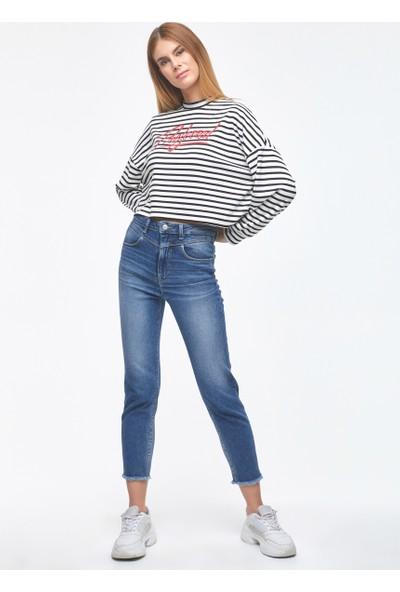 Ltb Powipe Kadın Sweatshirt