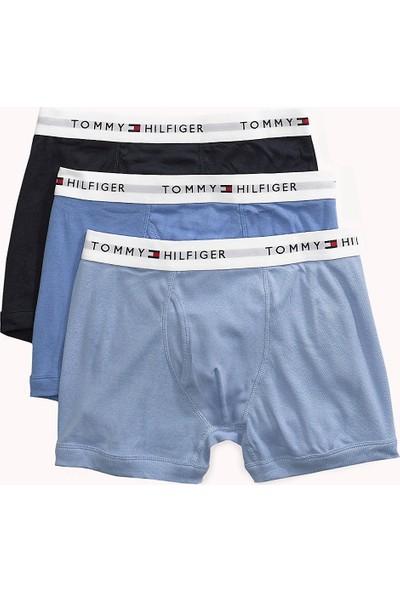 Tommy Hilfiger Erkek 3 Lü Boxer 09Tq002-459