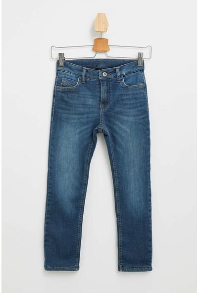 Defacto Erkek Çocuk Regular Fit Jean Pantolon