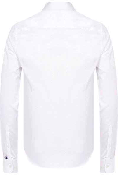Paşahan Slim Fit Klasik Gömlek