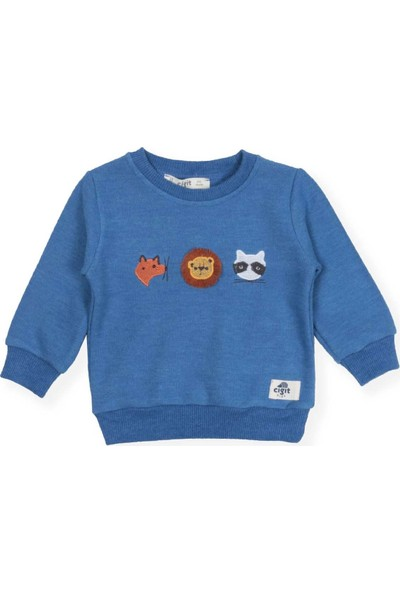 Cigit Animals Sweatshirt