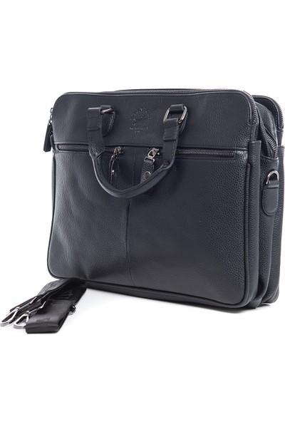 Demy Westpolo 1025 Siyah Laptop & Evrak Çantası