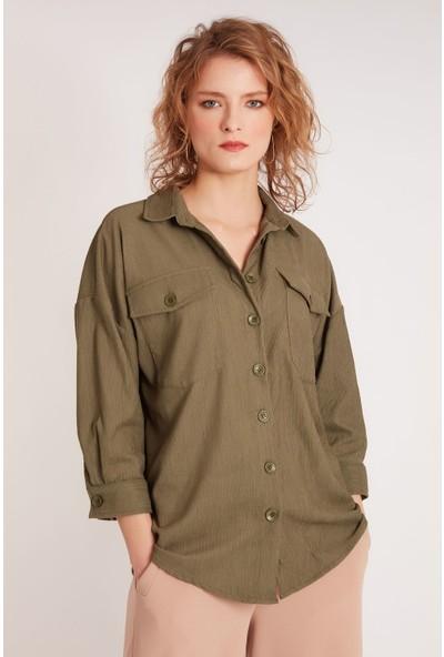 Home Store Kadın Gömlek 19630003044