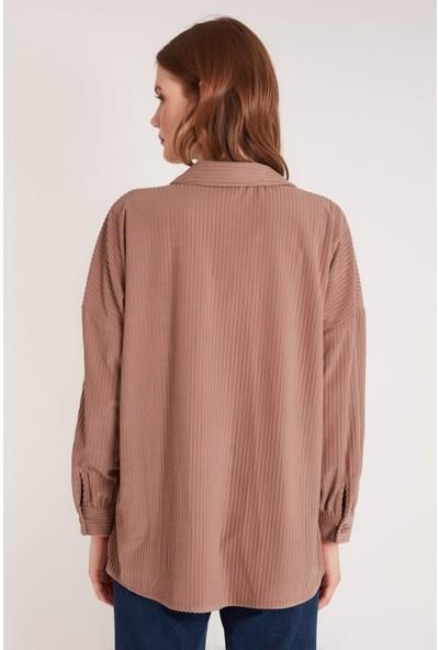 Home Store Kadın Gömlek 19630093043
