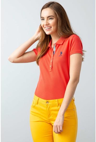 U.S. Polo Assn. Kadın T-Shirt 50198886-VR039