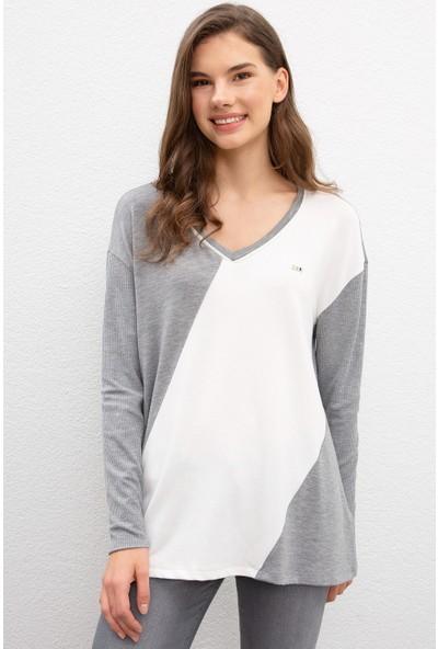 U.S. Polo Assn. Kadın Sweatshirt 50206506-VR086