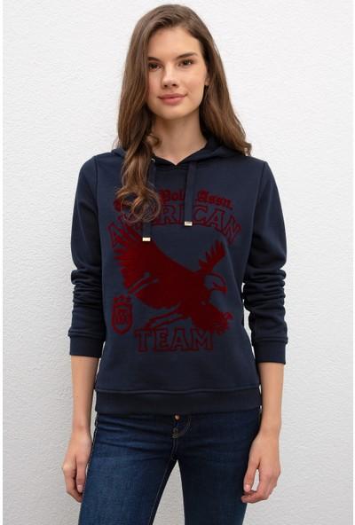 U.S. Polo Assn. Kadın Sweatshirt 50206518-VR033