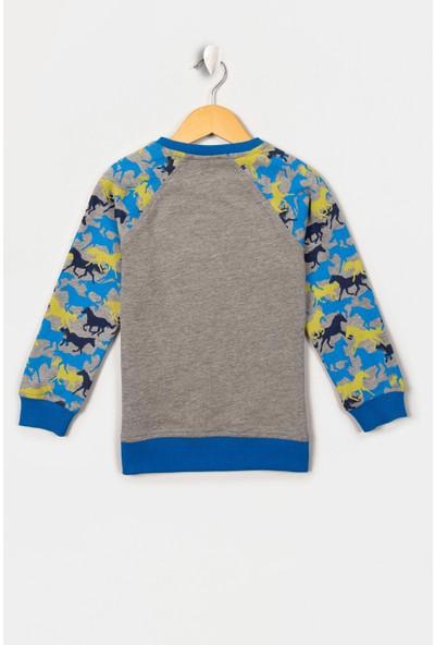 U.S. Polo Assn. Erkek Çocuk Sweatshirt 50215880-VR086