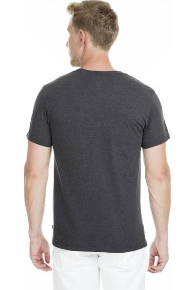 Levi'S Bisiklet Yaka T Shirt Erkek T Shirt 22489