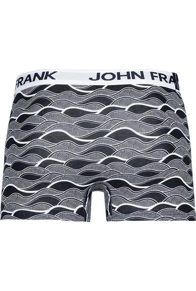 John Frank Boxer Erkek Boxer Ctnjfbm137
