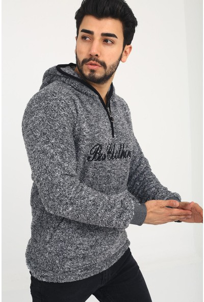 Hilti 202042 Slim Fit Clothing Wellsoft Peluş Sweatshirt