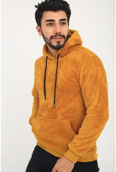 Hilti 202401 Slim Fit Wellsoft Peluş Erkek Sweatshirt