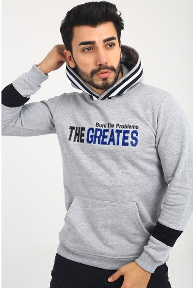 Louis Greates Slim Fit Polar Sweatshirt