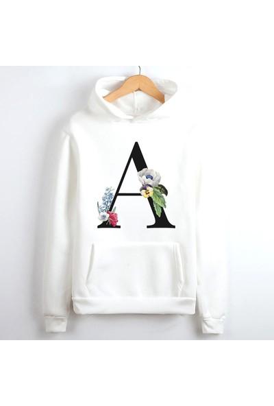 Nil Hediye New White Sweatshirt1