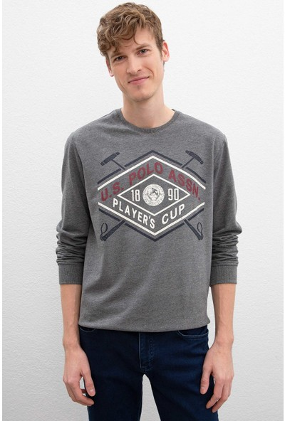 U.S. Polo Assn. Sweatshirt 50216237-VR081
