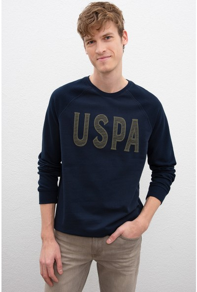 U.S. Polo Assn. Sweatshirt 50216290-VR033