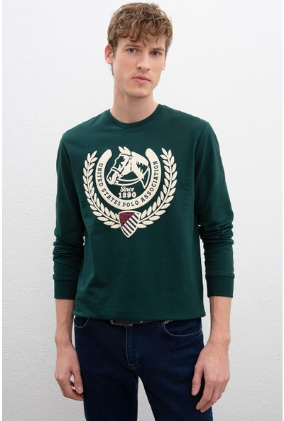 U.S. Polo Assn. Sweatshirt 50216295-VR079