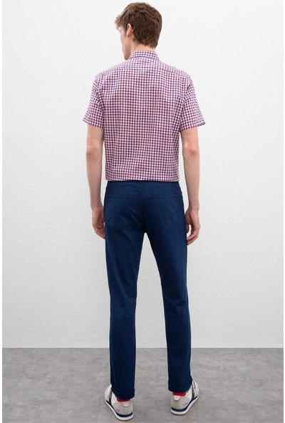 U.S. Polo Assn. Erkek Dokuma Spor Pantolon 50198796-VR164
