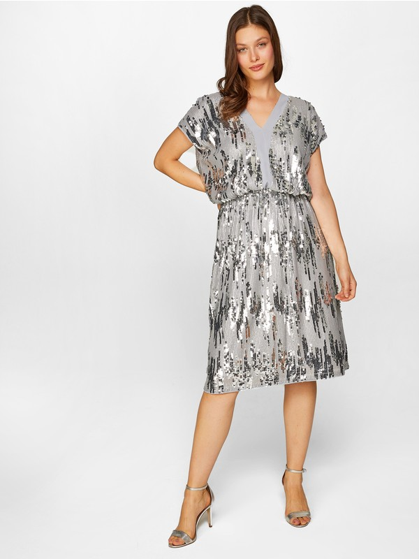 Faik Sönmez Kadın Abiye Elbise 60103