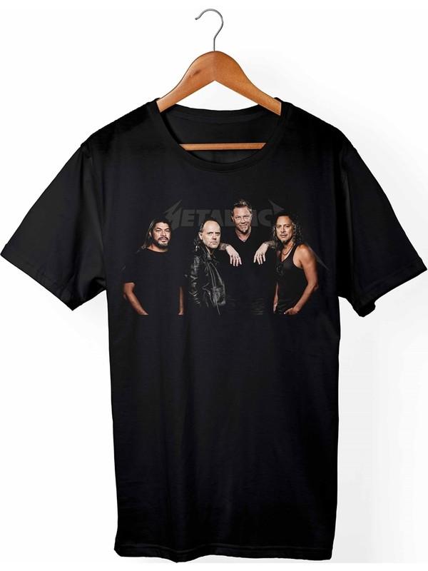 Muggkuppa Metallica Çocuk Siyah T-shirt