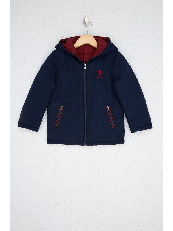 U.S. Polo Assn. Erkek Çocuk Erkek Çocuk Mont 50207014-VR033