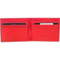 Pierre Cardin 519 Cüzdan Kartlık Kırmızı