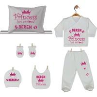 Pia Baby Gl 1906-08 İsme Özel Yastık Zıbın Set