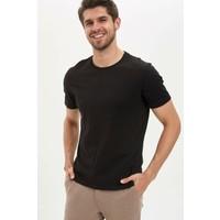 DeFacto Erkek Basic Kısa Kollu T-Shirt