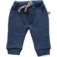 Miela Kids Kapitone Pantolon - Denim Blue 3-6 Ay