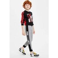 DeFacto Erkek Çocuk Slim Fit Jogger Eşofman Altı M7135A620SP