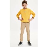 DeFacto Erkek Çocuk Slim Fit Twill Chino Pantolon M4697A620SP