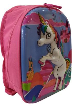 Pyrz Unicorn Kabartmalı Çocuk Okul Çantası