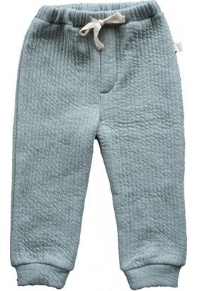 Miela Kids Kapitone Pantolon - Mint 6-12 Ay