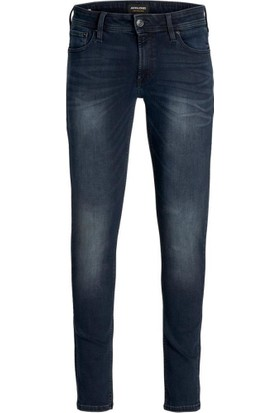 Jack & Jones Tım Erkek Jean Pantolon Blue Denim 12170809