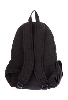 Smart Bags Siyah Kadın Sırt Çantası SMB1050