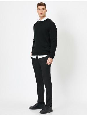 Koton Erkek Cep Detaylı Pantolon
