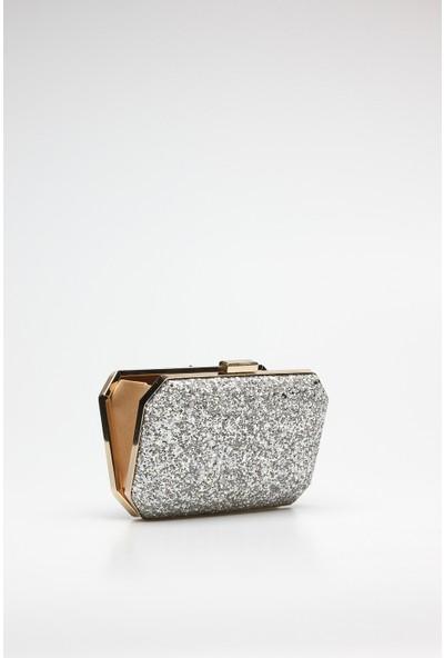 Rovigo Plus Kadın Altın Portföy Çanta