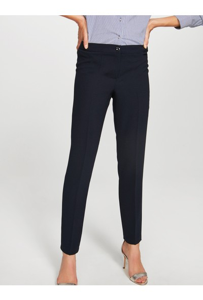 Faik Sönmez Normal Bel Bilek Boy Slim Fit Pantolon 60052